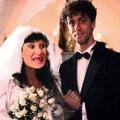 Előkerült Csonka András eltitkolt esküvői fotója...