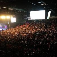 Majka-koncert az Arénában...