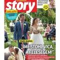 Stohl András megnősült...