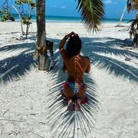 Dér Heni Kubában pihen...