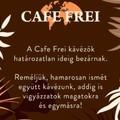 Frei Tamás is bezárja a kávézóit...