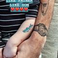 A közös tetoválás...