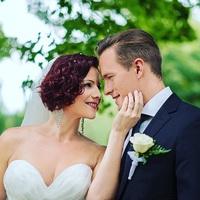 Polyák Lilla férjhez ment...