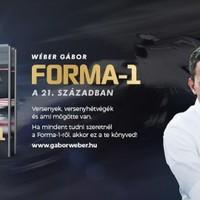 Könyvet írt Wéber Gábor...