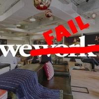 A startup, aki 45 milliárd dollárt bukott egy nap alatt  - A WeWork story