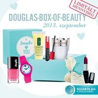 Ismét Box Of Beauty a Douglastól
