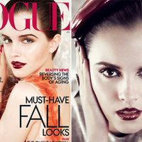 Emma Watson @ Vogue