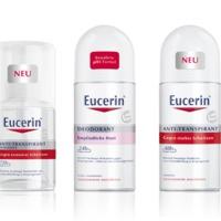 Új Eucerin izzadásgátó termékcsalád