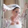 Így készült a menyasszonyi sminkem, pont ma egy éve :)