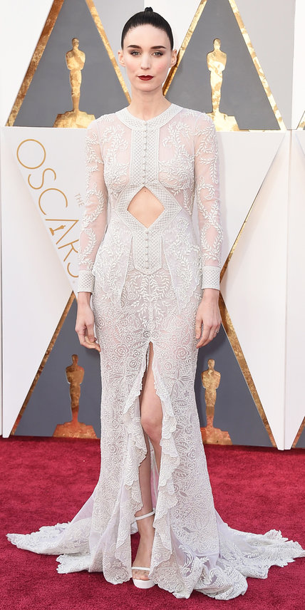 Rooney Mara - Ruha: Givenchy Haute Couture by Riccardo Tischi.
