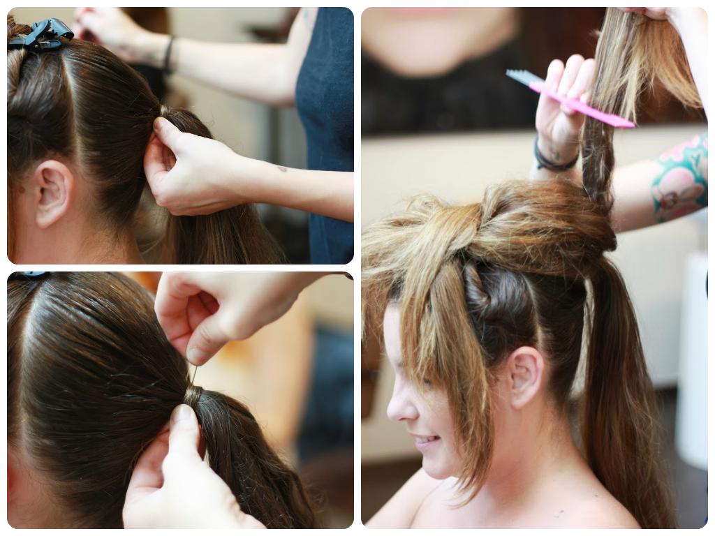 Menyasszonyi frizura ötletek lépésről lépésre - 1. rész - Makeup Blog 5c81ce160a