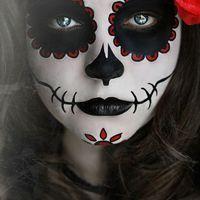 Hello Halloween :) Smink ötletek halloween buli(k)ra...