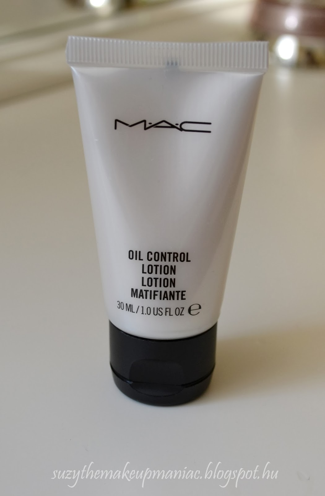 mac oil control lotion how to use