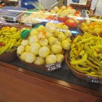Szilveszteri piaci készülődés Szegeden