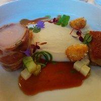 Luxury Edition: A Salon Restaurant és a fantasztikus hétfogás