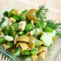 Algériai saláta