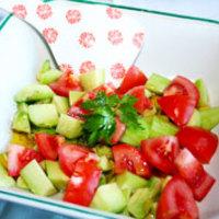 Avokádó saláta a'la Adi Amar