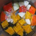 Hokkaidótök leves