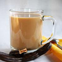 Karob mokka shake (Szentjánoskenyér ital)