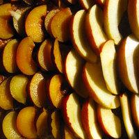 Gyümölcsös köles szelet