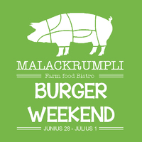 Burger hétvége ismét!!