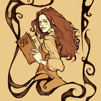 Hermione, a mentor