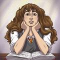 Hermione, a tanítvány