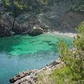Mallorca legszebb strandjai - Cala Deia