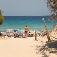Mallorca legszebb strandjai – Cala Agulla Beach