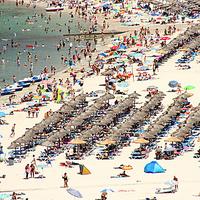 Népszerű nyaralóhely Mallorcán: Santa Ponsa