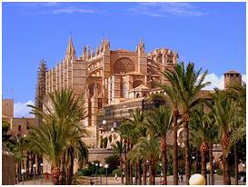 Mallorcai Palma Katedrális