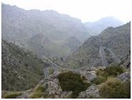 Mallorcai táj