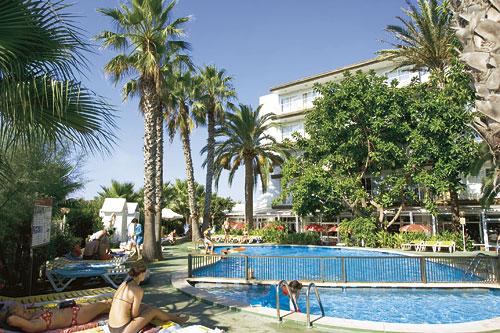 Mallorcai Hotel Boccaccio  *** (Alcudia)