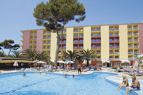 Mallorcai Hotel Hi! Lancaster *** (Playa de Palma)
