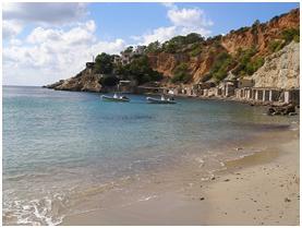 A csodás Mallorcai Cala D'Or