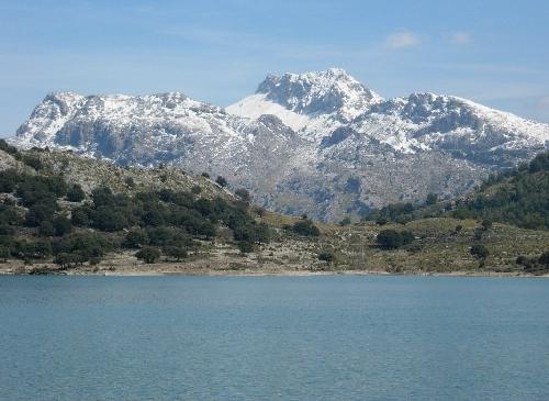 Mallorcai hegység