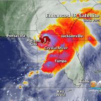 Hurrikán Hermine.....a viharra várva és a vihar után......