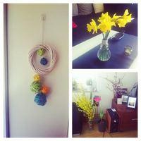 Tavaszi dekor trendek