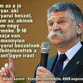Pusztulj, magyar! - avagy válasz Kövér Lászlónak