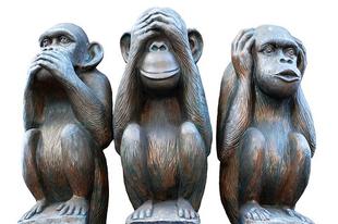Bal-jobb, bal-jobb - mennek a majmok!