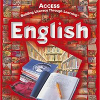 {* NEW *} ACCESS English: Student Activities Journal Grades 5-12. revamp pursuant Comite Manor stage cuenta