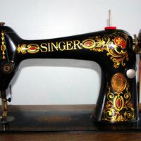 Singer Izsák, a fővarrógépes