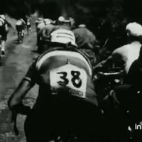 Fausto Coppi nem tekert Balatonszemesre