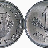 A magyar forint 67 éve
