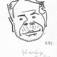 Harkányi Endre, a magyar kis nagy ember