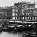 A Magyar Tudományos Akadémia kalandos felépítése