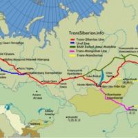 Transzszibériai vasút - majdnem tízezer kilométeres száguldás