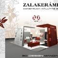 Mandaline terv a Construma 2013 kiállításon: Zalakerámia