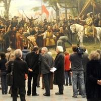 Magyar történelem tollal, ecsettel