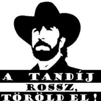 Chuck Norris a tandíj ellen